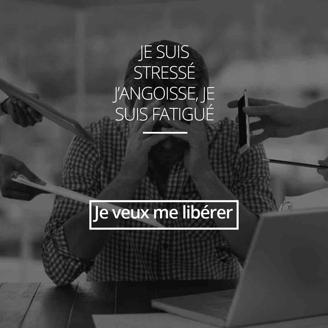 hypnose stress, anxiété et angoisse